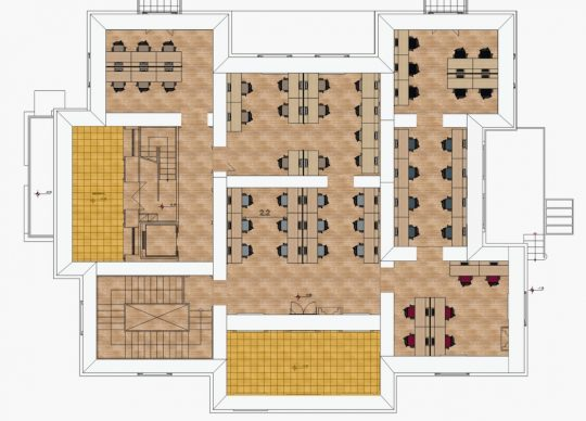 private-desk-map